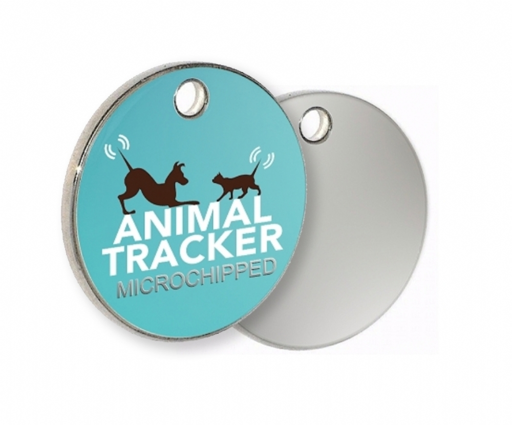Metal Collar Tag